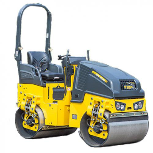 bomag bw100 SL 5 tandem ride on roller 4